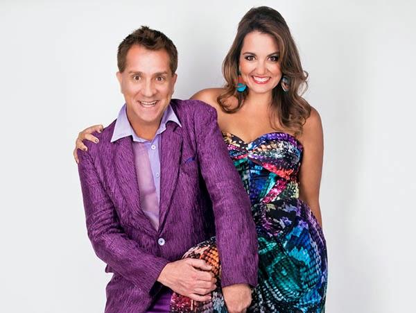 Gozados por Luiz Salem e Renata Celidonio