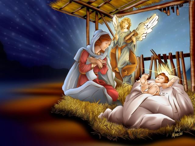 Merry Christmas Jesus Picture 2015 - Baby Jesus Lyrics