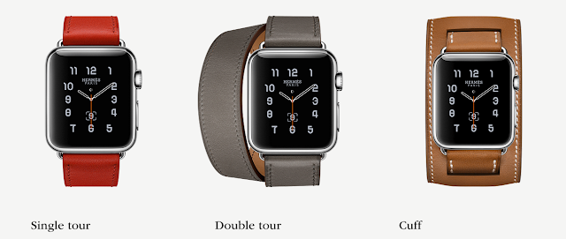 Apple Watch Hermès modelos