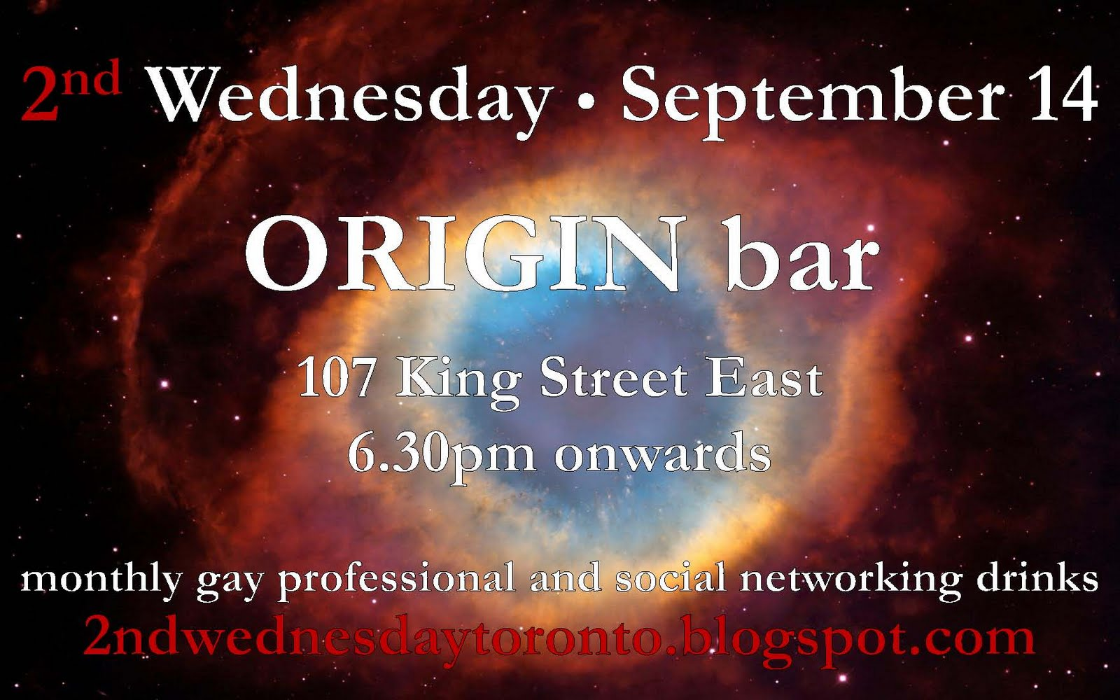Wed Sep 14: Gay Professionals