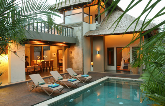 Bali interior design interior home design for Pool villa design