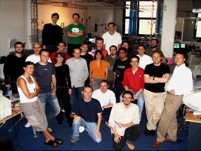fahrenheit developer team