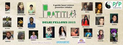 Pratiti Delhi Fellows