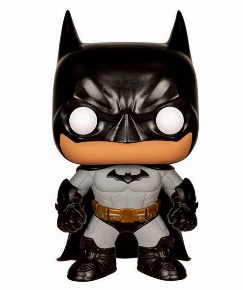 Cabezón Batman Arkham Asylum