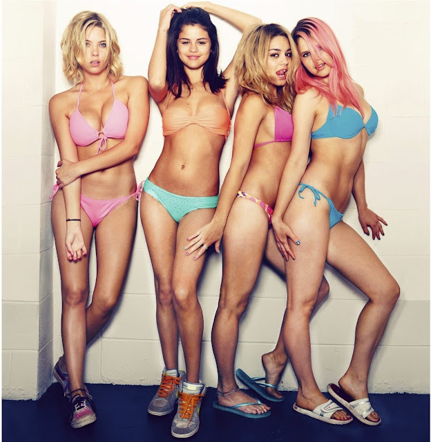 Vanessa, Selena Gomez, Ashley Benson, Rachel Korine