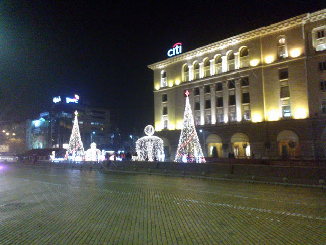 Sofia downtown