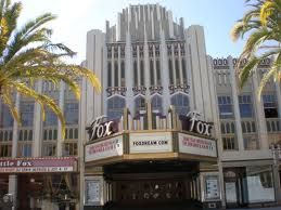 Fox Theater, Redwood City