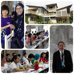 Bengkel Pembinaan Bakat Tunas Remaja SMJK 2015