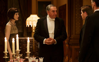 Los Lunes Seriéfilos Downton Abbey Mary Carson