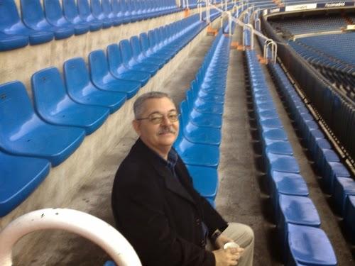 Spanish journalist Julio Rivas-Pita (5 August 1952 – 2014)