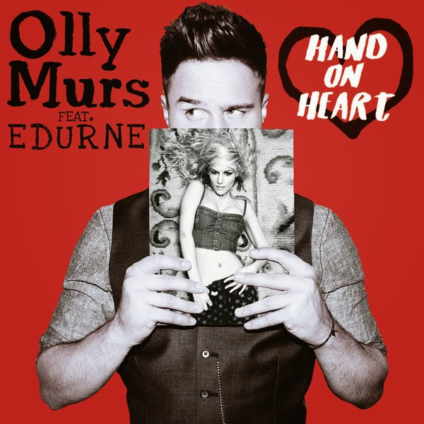"Charts/Ventas single >> ""Hand On Heart"" (Olly Murs feat. Edurne) [#5 iTunes, #46 Promusicae, #14 Del 40 al 1] Hand+On+Heart+(feat.+Edurne)+-+Single"