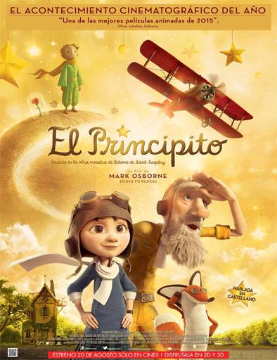 Ver El Principito (Le petit Prince) (2015) Online