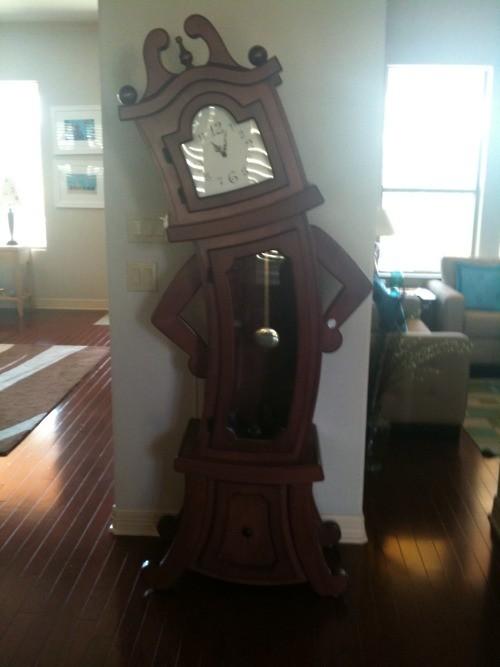 Sassy Clock