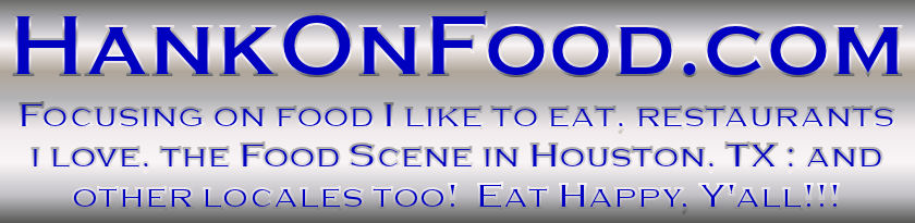Hank On Food