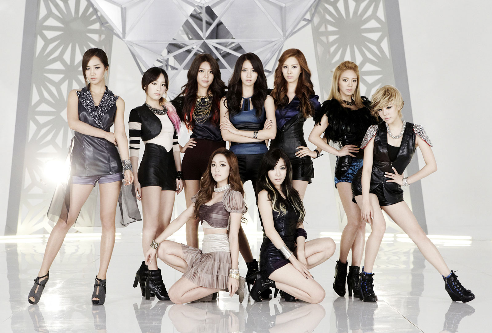 Snsd the boys wallpaper hd individual pictures