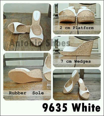 Aneka model sepatu sandal wanita murah, Model terbaru sandal wanita terbaru model white
