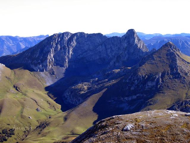 Las Ubiñas Natural Park and Biosphere Reserve Spain