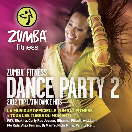 Baixar CD 7b7c677ad5db53b971bbbd9e9a67800a V.A   Zumba Fitness Dance Party Vol.2 (2012)