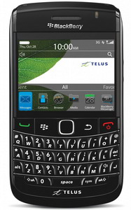 BlackBerry Bold 9780 lands on Telus