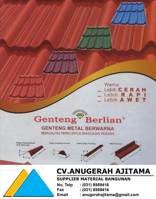 KATALOG GENTENG METAL BERLIAN