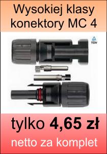 Konrktory MC4