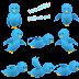 Cara Membuat Burung Twitter Melayang di Blog