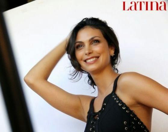 Morena Baccarin covers Latina Magazine November 2014