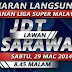 Live Streaming JDT vs Sarawak 29 Mac - Liga Super 2014