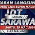 Live Streaming JDT vs Sarawak 29 Mac - Liga Super 2014