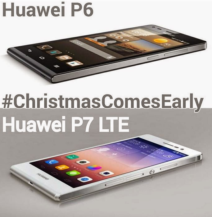 huawei phones price list p6. huawei ascend p7 lte (now p18,990) and p6 p13,890) are on early christmas sale 2014. phones price list