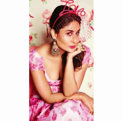 Kareena Kapoor Hot Photoshoot - Vogue Magazine