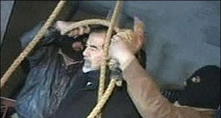 خفايا اللحظات الأخيرة لإعدام صدام حسين