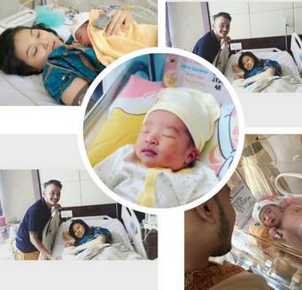 anak pertama Ruben Onsu