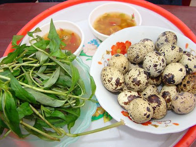 Delicious balut egg dishes only in Vietnam