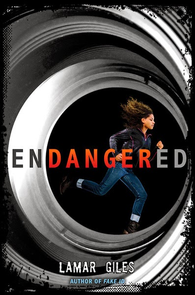 Endangered by Lamar Giles book cover and review