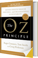 The Oz Principles book cover