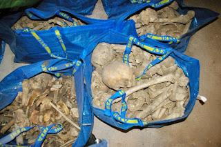 Μία γυναίκα βρήκε τσάντες Ikea γεμάτες με 80 ανθρώπινους σκελετούς