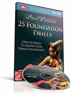 Basic Foundation Drills : Belly Dancing Course