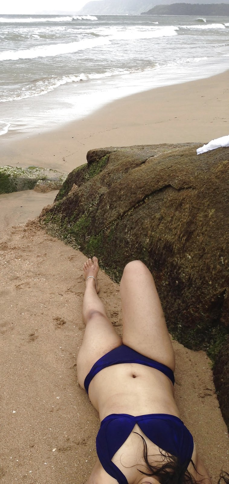 goa naked beach picture