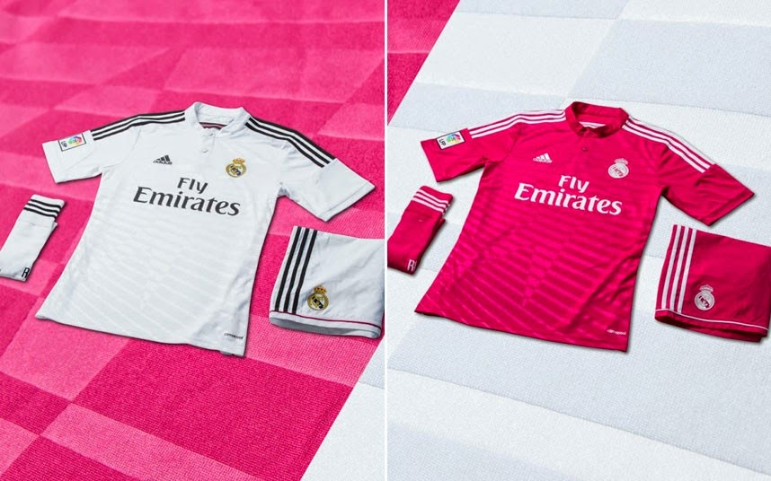 Jersey Real Madrid Terbaru
