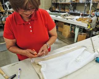 custom drapery, Wesco Fabrics