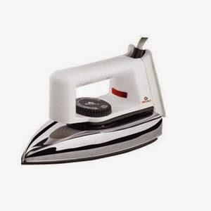 Amazon: Buy Bajaj Dry Iron Popular Rs. 299