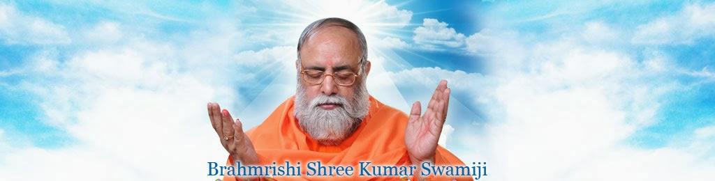 Brahmrishi Shree Kumar Swami Ji 1008 Mahamandaleshwar Swami Kumaranand Saraswati Ji