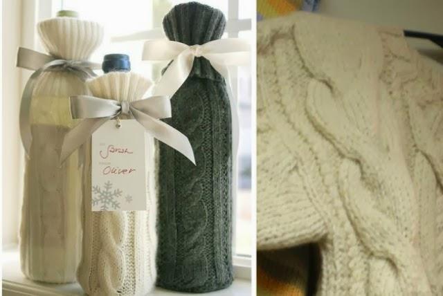 Y yo con estos hilos ideas para reciclar jerseys viejos - Reciclar restos de lana ...