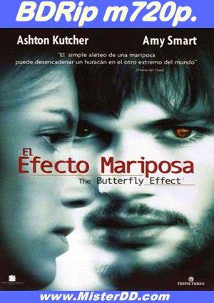 El efecto mariposa (2004) [BDRip m720p.]