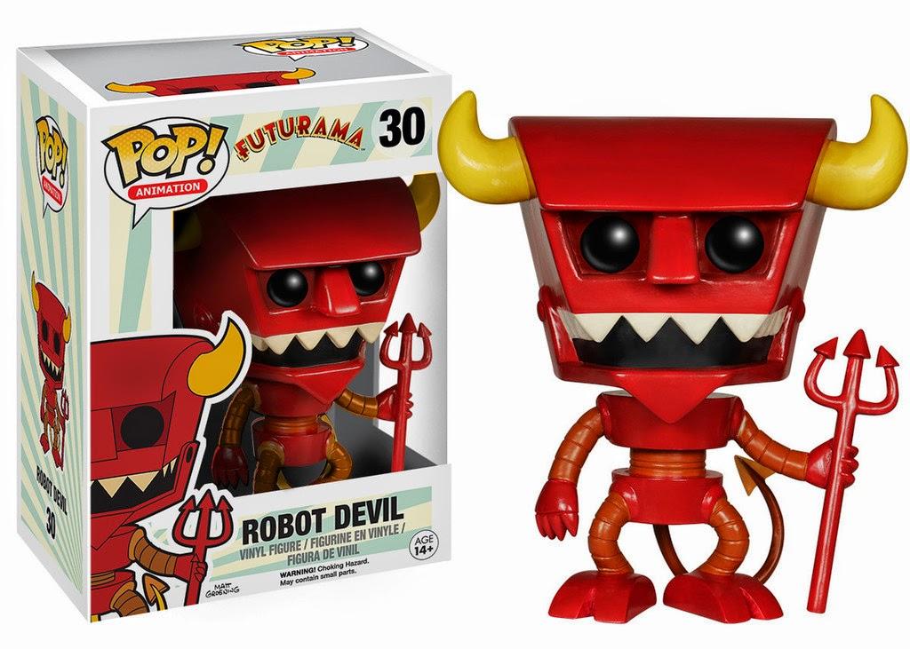 Funko Pop! Robot Devil