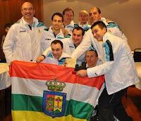III Open Mundial de Leon de Ajedrez - Equipo de La Rioja