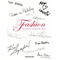 THE FASHION QUESTIONNAIRE