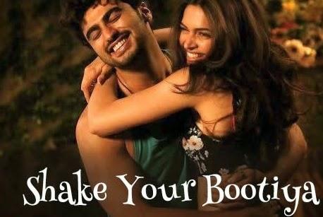 Shake Your Bootiya Lyrics from Finding Fanny