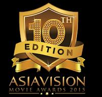 Winners of Asiavision Movie Awards 2015